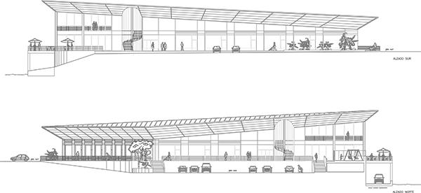 01-industrial-centro-ocio-gasolinera-boceguillas-segovia-arquitectos-savorelli-noguerales-sn