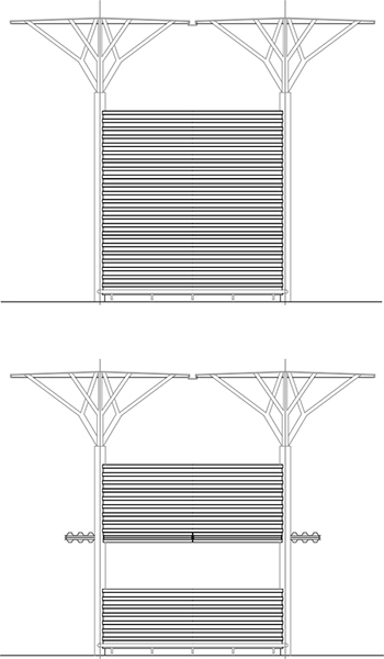 04-urbano-kiosko-bebidas-parque-juan-carlos-I-madrid-arquitectos-savorelli-noguerales-sn