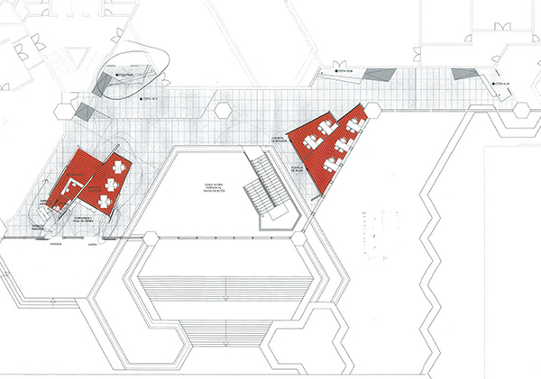06-pabellon-acceso-control-oficinas-avenida-america-madrid-arquitectos-savorelli-noguerales-sn