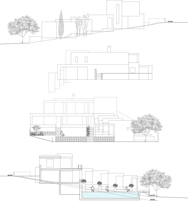 04-alzados-vivienda-unifamiliar-aislada-ibiza-3-arquitectos-savorelli-noguerales-SN